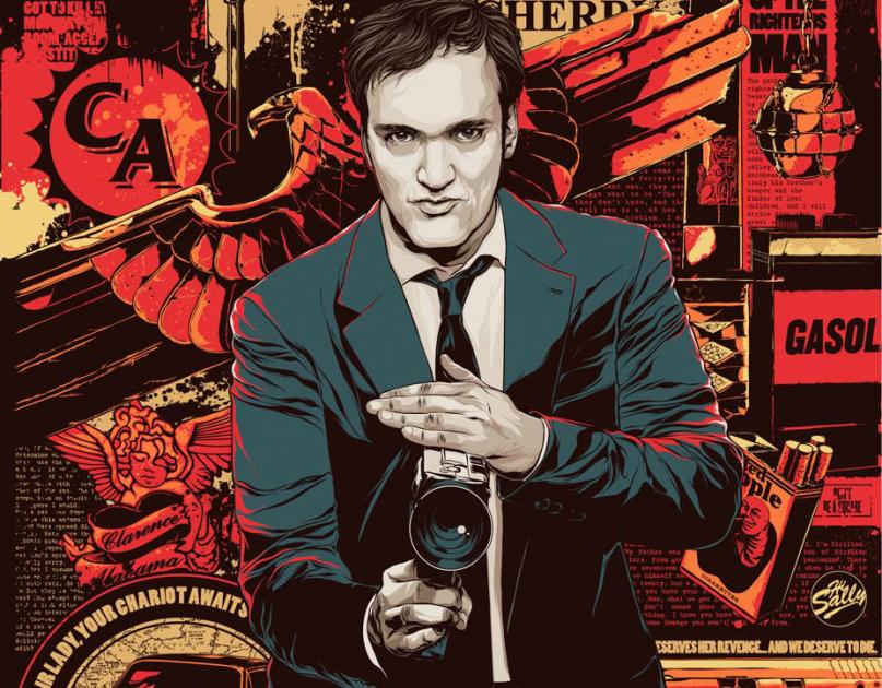 Quentin Tarantino – Ajourney